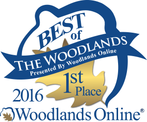 First Place in the 2016 Best of The Woodlands