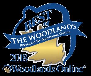 The Best of The Woodlands 2018 award winner