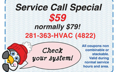 Service Call Special